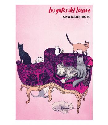 Los gatos del Louvre Nº 1...