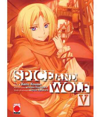 Spice and Wolf Nº 5 (de 8)