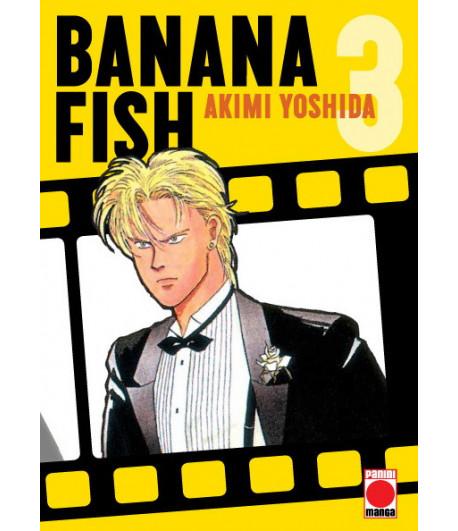 Banana Fish Nº 03 (de 10)