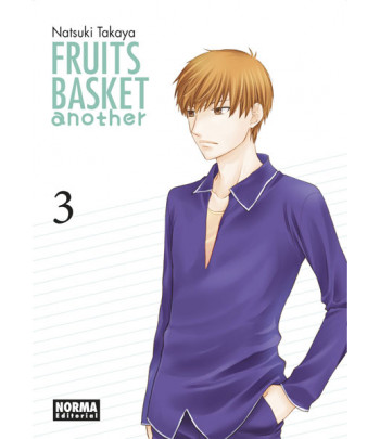 Fruits Basket Another Nº 3...