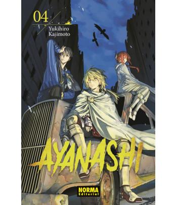 Ayanashi Nº 4 (de 4)