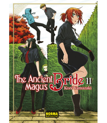 The Ancient Magus Bride Nº 11