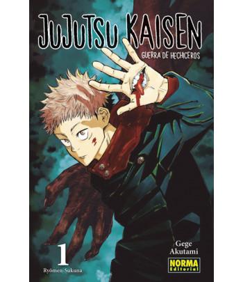 Jujutsu Kaisen Nº 01