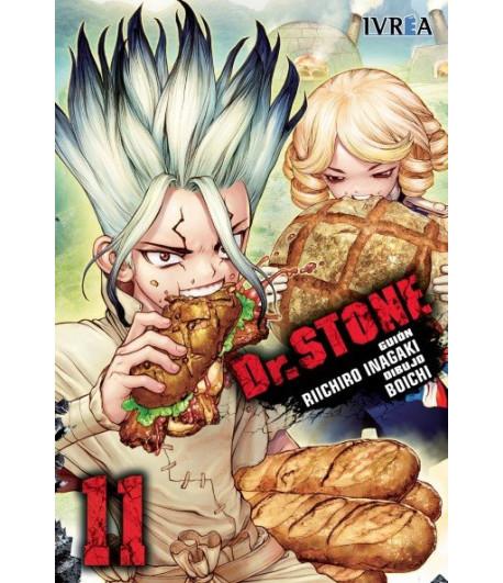 Dr. Stone Nº 11