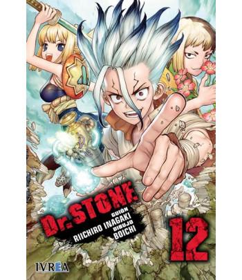 Dr. Stone Nº 12