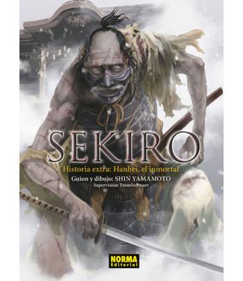 Sekiro, historia extra:...