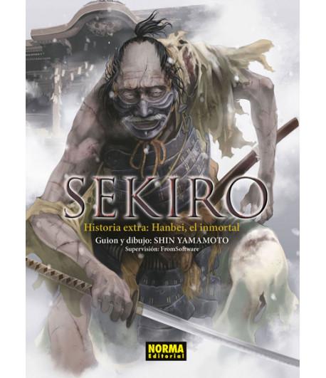 Sekiro, historia extra: Hanbei, el inmortal