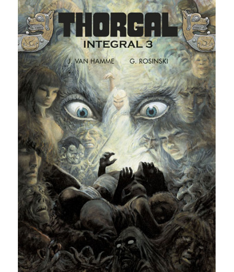 Thorgal Integral Nº 03