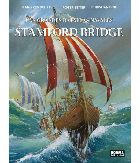 Las grandes batallas navales Nº 08: Stamford Bridge