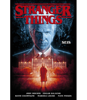 Stranger Things Nº 02: Seis