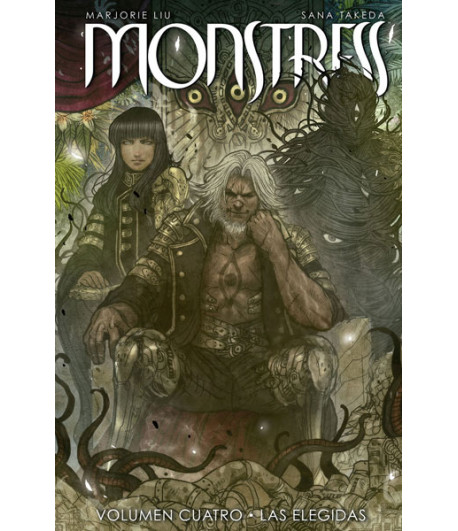 Monstress Nº 04