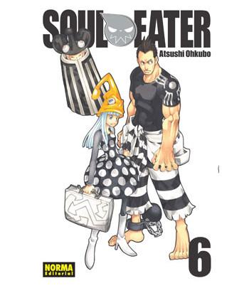 Soul Eater Nº 06 (de 25)