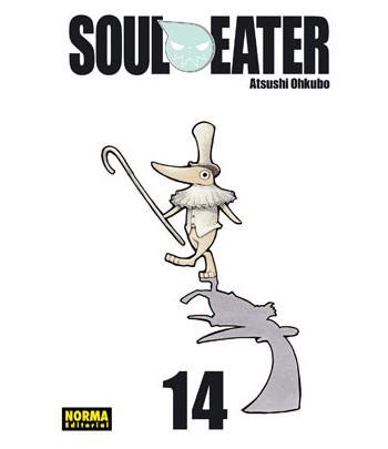 Soul Eater Nº 14 (de 25)