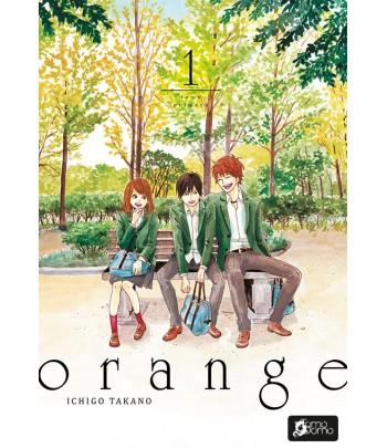 Orange Nº 1 (de 5)