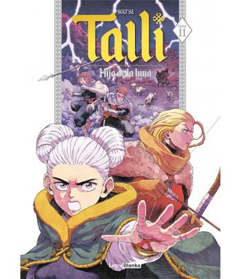 Talli, hija de la luna Nº 02