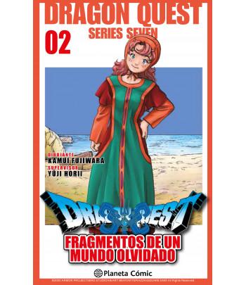 Dragon Quest VII Nº 02 (de 14)
