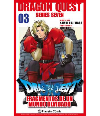Dragon Quest VII Nº 03 (de 14)