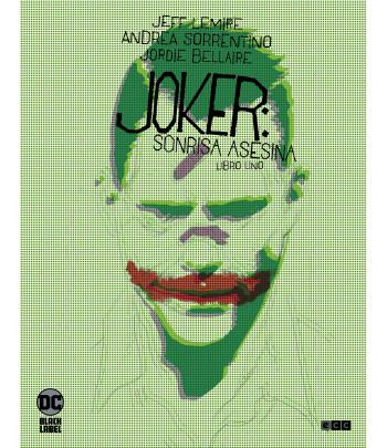 Joker: Sonrisa asesina Nº 1...