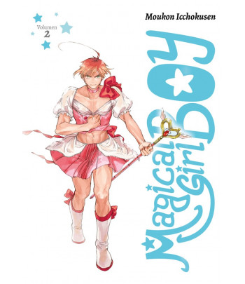 Magical Girl Boy Nº 2 (de 2)