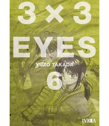 3x3 Eyes Nº 06 (de 24)