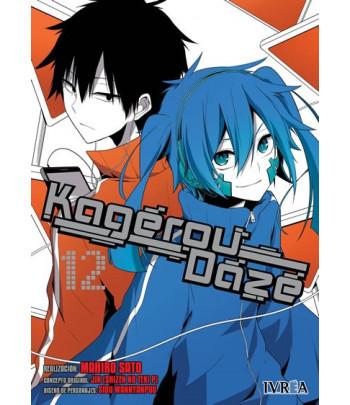 Kagerou Daze Nº 12 (de 13)