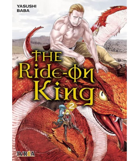 The Ride-on King Nº 02