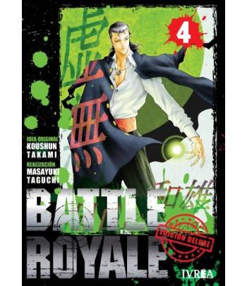 Battle Royale Nº 4 (de 8)