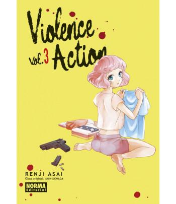 Violence Action Nº 03