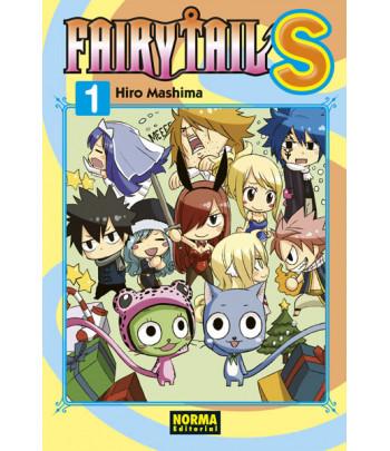 Fairy Tail S Nº 1 (de 2)