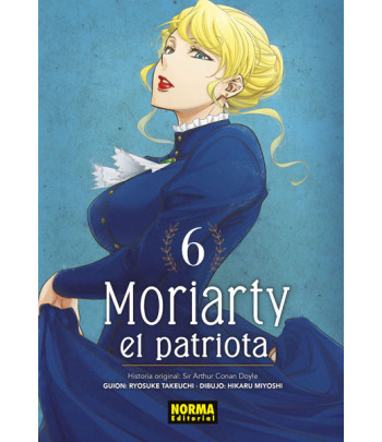 Moriarty el patriota Nº 06