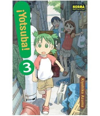 ¡Yotsuba! Nº 03