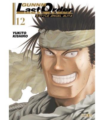 Gunnm - Last Order Nº 12...