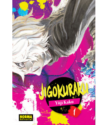 Jigokuraku Nº 01
