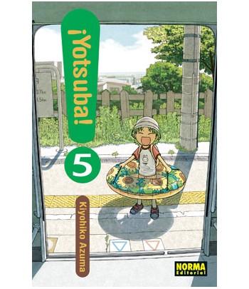 ¡Yotsuba! Nº 05