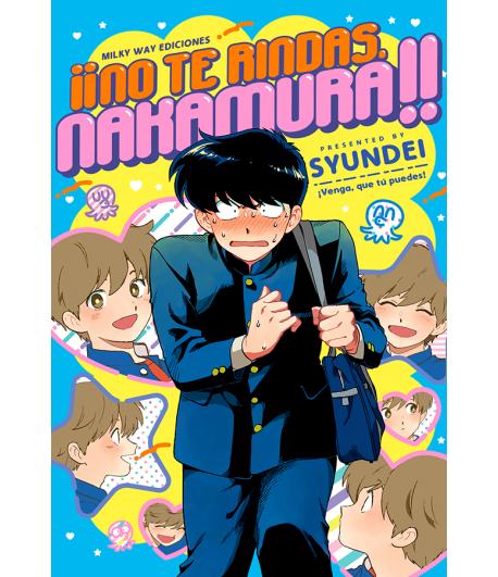 ¡¡No te rindas, Nakamura!!