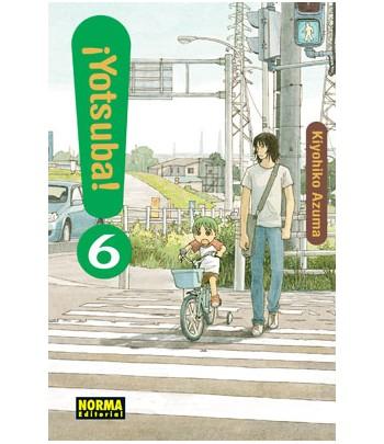 ¡Yotsuba! Nº 06