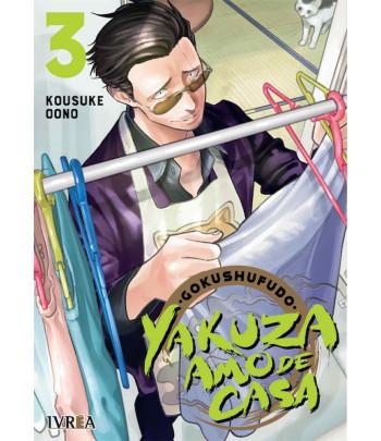 Gokushufudo: Yakuza Amo de...