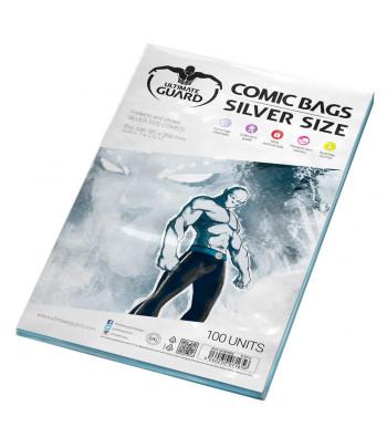 Bolsas Cómic tamaño Silver...
