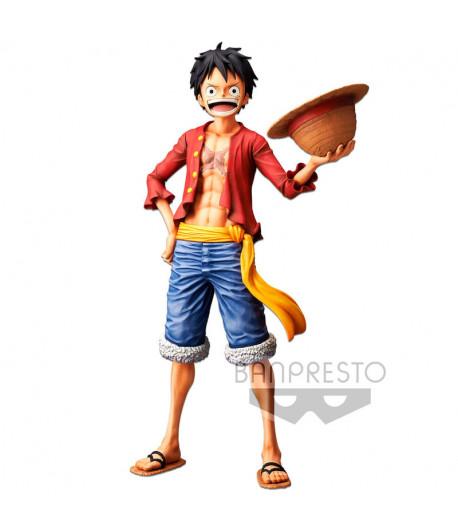 Figura Grandista Nero Monkey D. Luffy (One Piece) 28 cm