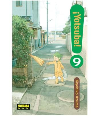 ¡Yotsuba! Nº 09
