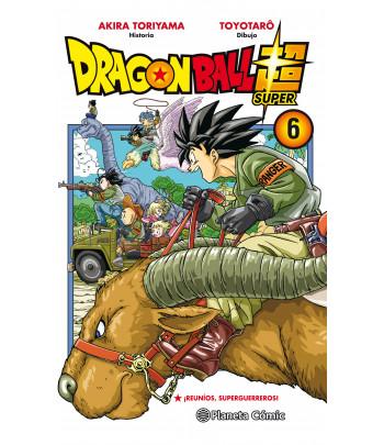 Dragon Ball Super Nº 06