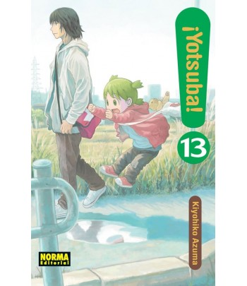 ¡Yotsuba! Nº 13
