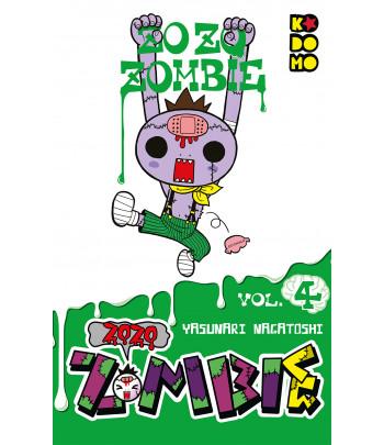 Zozo Zombie Nº 04 (de 11)