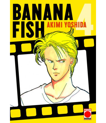 Banana Fish Nº 04 (de 10)