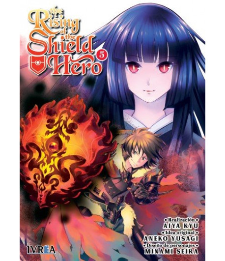 The Rising of the Shield Hero Nº 05