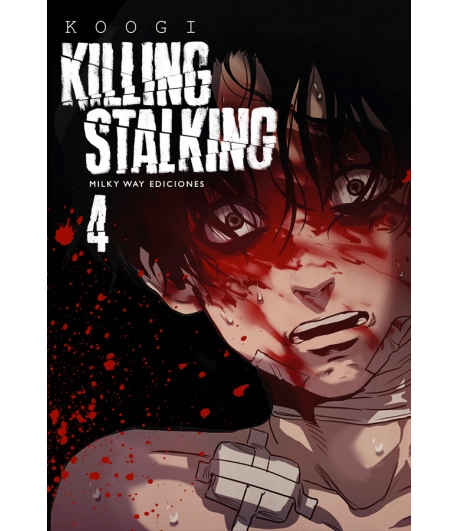 Killing Stalking Nº 4 (de 4)