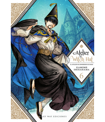 Atelier of Witch Hat Nº 06