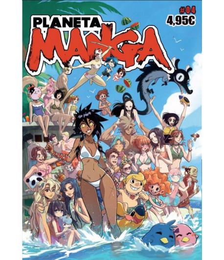 Planeta Manga Nº 04