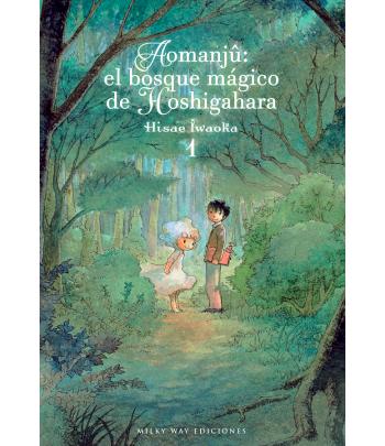 Aomanjû: el bosque mágico...