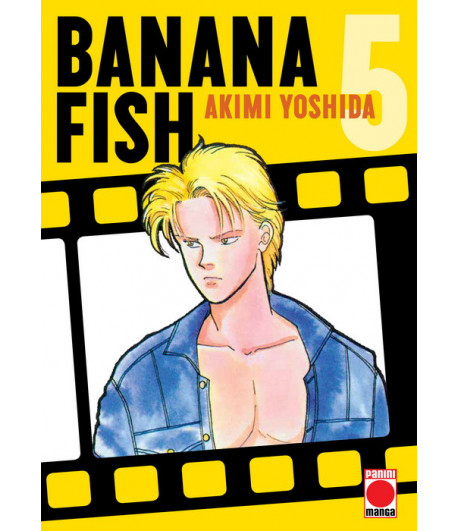 Banana Fish Nº 05 (de 10)